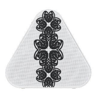Trinidad del cristal tallado y de los arcos altavoz