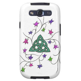 Trinidad del jade galaxy SIII cárcasa