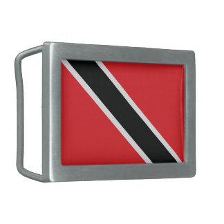 Trinidad Flag Belt Buckle