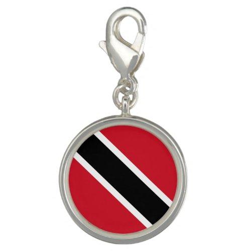 Trinidad Flag Charm