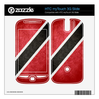 Trinidad Flag HTC myTouch 3G Slide Skin