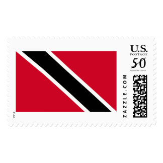 Trinidad Flag Stamp