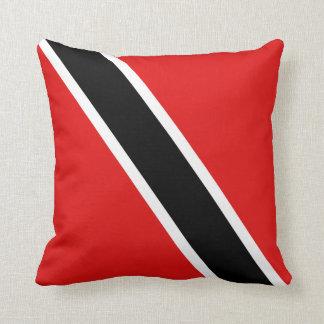 Trinidad Flag x Flag Pillow
