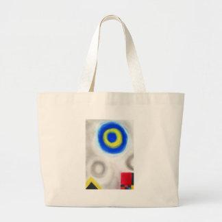 Trinidad geométrica (expresionismo geométrico) bolsa de mano
