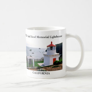 Trinidad Head Memorial Lighthouse, California Mug