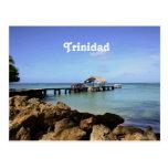 Trinidad Pier Postcard