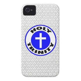 Trinidad santa iPhone 4 Case-Mate protector