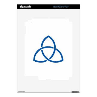 TRINIDAD SANTA iPad 2 CALCOMANÍA