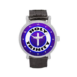 Trinidad santa reloj