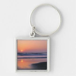 Trinidad State Beach, California. USA. Sea 2 Keychain