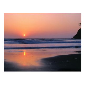 Trinidad State Beach, California. USA. Sea 2 Postcard