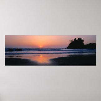 Trinidad State Beach, California. USA. Sea 2 Poster