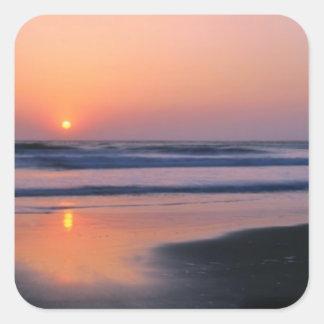 Trinidad State Beach, California. USA. Sea 2 Square Sticker