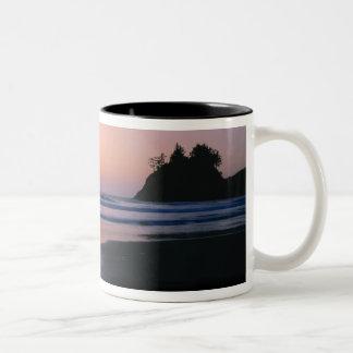 Trinidad State Beach, California. USA. Sea 2 Two-Tone Coffee Mug