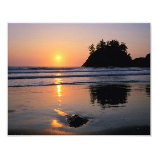 Trinidad State Beach, California. USA. Sea Photo