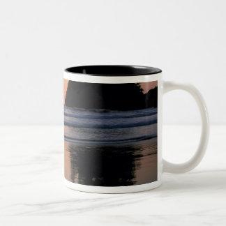 Trinidad State Beach, California. USA. Sea Two-Tone Coffee Mug