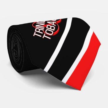 Professional Business Trinidad & Tobago (Black) Tie
