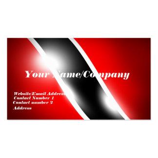 Trinidad & Tobago Business Card