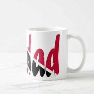 Trinidad & Tobago Classic White Coffee Mug