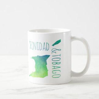 Trinidad & Tobago Coffee Mug