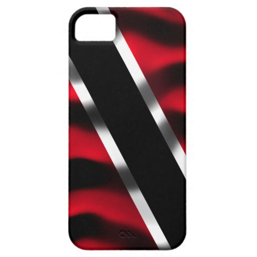 Trinidad & Tobago Flag Iphone 5 Case-Mate Case iPhone 5 Cover