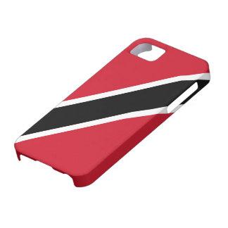 Trinidad & Tobago Flag iPhone SE/5/5s Case