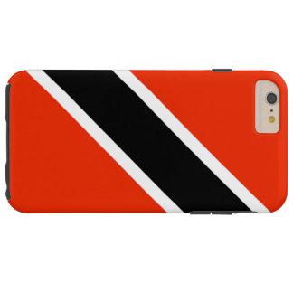 Trinidad & Tobago flag Tough iPhone 6 Plus Case