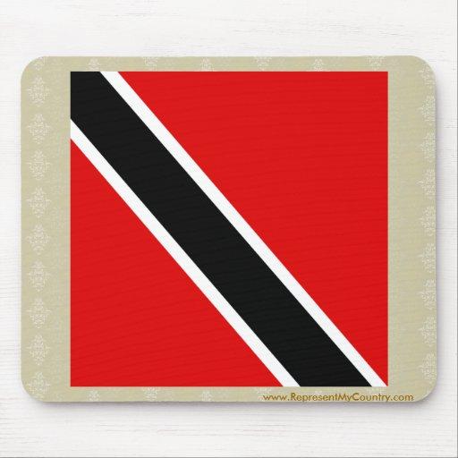 Trinidad Tobago High quality Flag Mouse Pad
