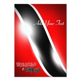 Trinidad & Tobago Invitation