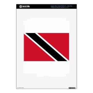 Trinidad -Tobago iPad 3 Skins