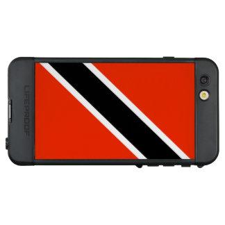 Trinidad & Tobago LifeProof® NÜÜD® iPhone 6s Plus Case