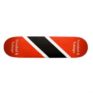 Trinidad &Tobago Skateboard