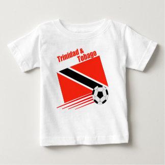 Trinidad & Tobago Soccer Team Baby T-Shirt
