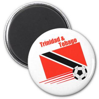 Trinidad & Tobago Soccer Team Magnets