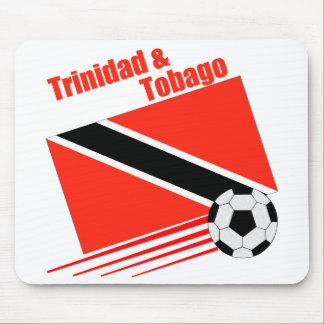 Trinidad & Tobago Soccer Team Mouse Pad