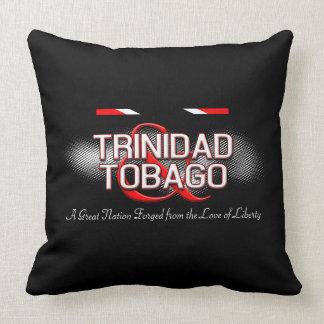 Trinidad & Tobago Throw Pillow