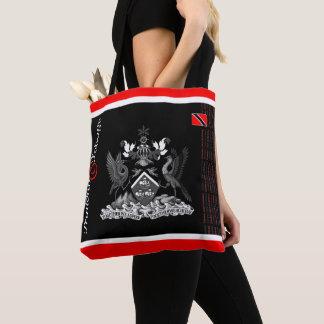 Trinidad & Tobago Tote Bag