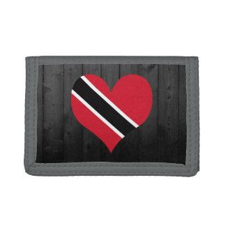 Trinidad+y+Bandera de Trinidad y Tobago coloreada