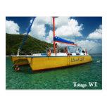 Trinidad y Tobago W.I. Postales
