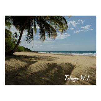 Trinidad y Tobago W.I. Tarjetas Postales