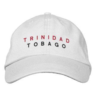 Trinidad y Trinidad y Tobago Gorras De Béisbol Bordadas