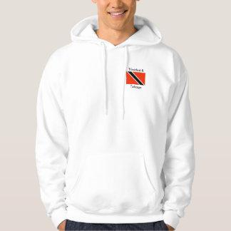 Trinidad y Trinidad y Tobago Suéter Con Capucha