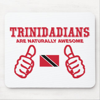 Trinidadian  awesome design mouse pad