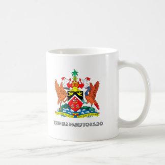 Trinidadian Emblem Coffee Mug