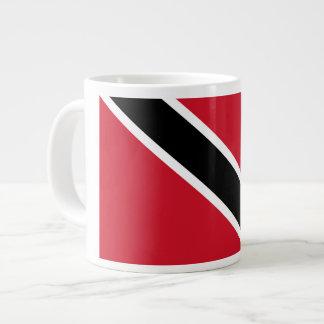 Trinidadian Flag Extra Large Mugs