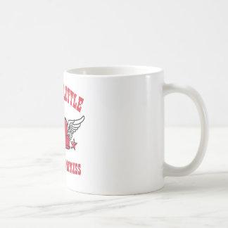 trinidadian princess designs coffee mug
