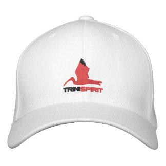 TRINISPIRIT® Flexifit Embroidered Cap Baseball Cap