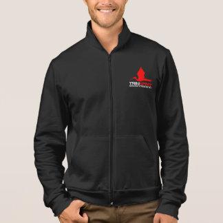 TRINISPIRIT® Men's American Apparel Zip Jogger Jacket