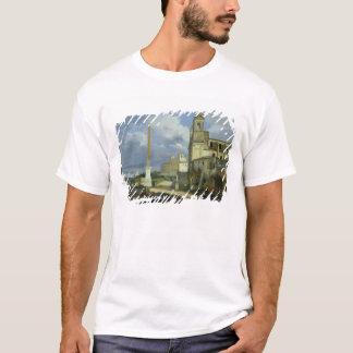 Trinita dei Monti and the Villa Medici T-Shirt