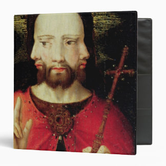 Trinitarian Christ, c.1500 3 Ring Binder